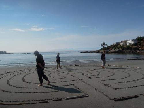 Sand Labyrinth 008