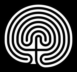 Classic 7 Circuit Labyrinth