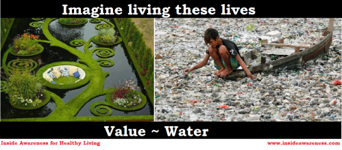 Imagine Water lifestyles