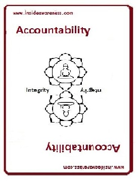 getting InTouch - Value - Accountability