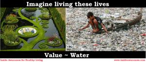 Imagine Water lifestyles