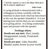 getting InTouch - Value - Caring - 2