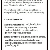 getting InTouch - Value - Friendship 2