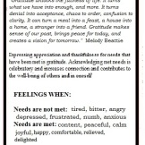 getting InTouch - Value - Gratitude 2
