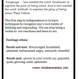 getting InTouch - Value - Independence 2