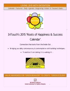InTouch 2015 Calendar
