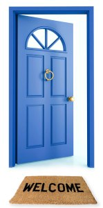 Inside Front Door Clipart about front doors & cardinal directions for your home or business