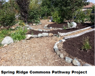 Spring Ridge Commons Pathways
