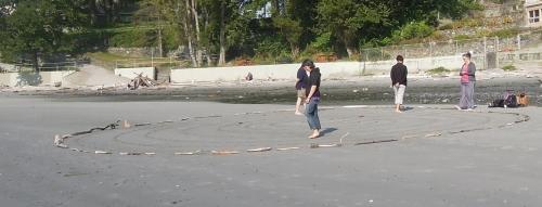 Sand Labyrinth 009