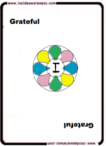 InTouch Feelings Card - Grateful