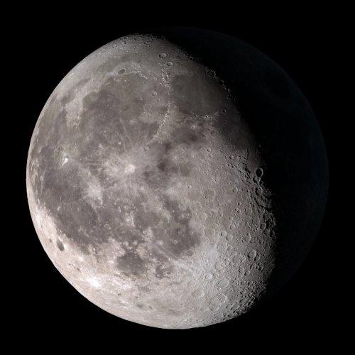 Diseminating Moon