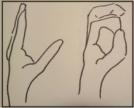 fingers-to-thumb by Renee Lindstrom