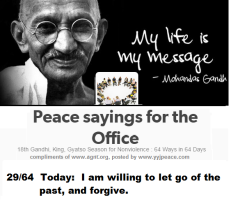 Peace sayings for the office 29- 64