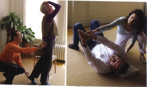 Feldenkrais Poses - two
